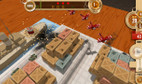 War in a Box Paper Tanks screenshot 1