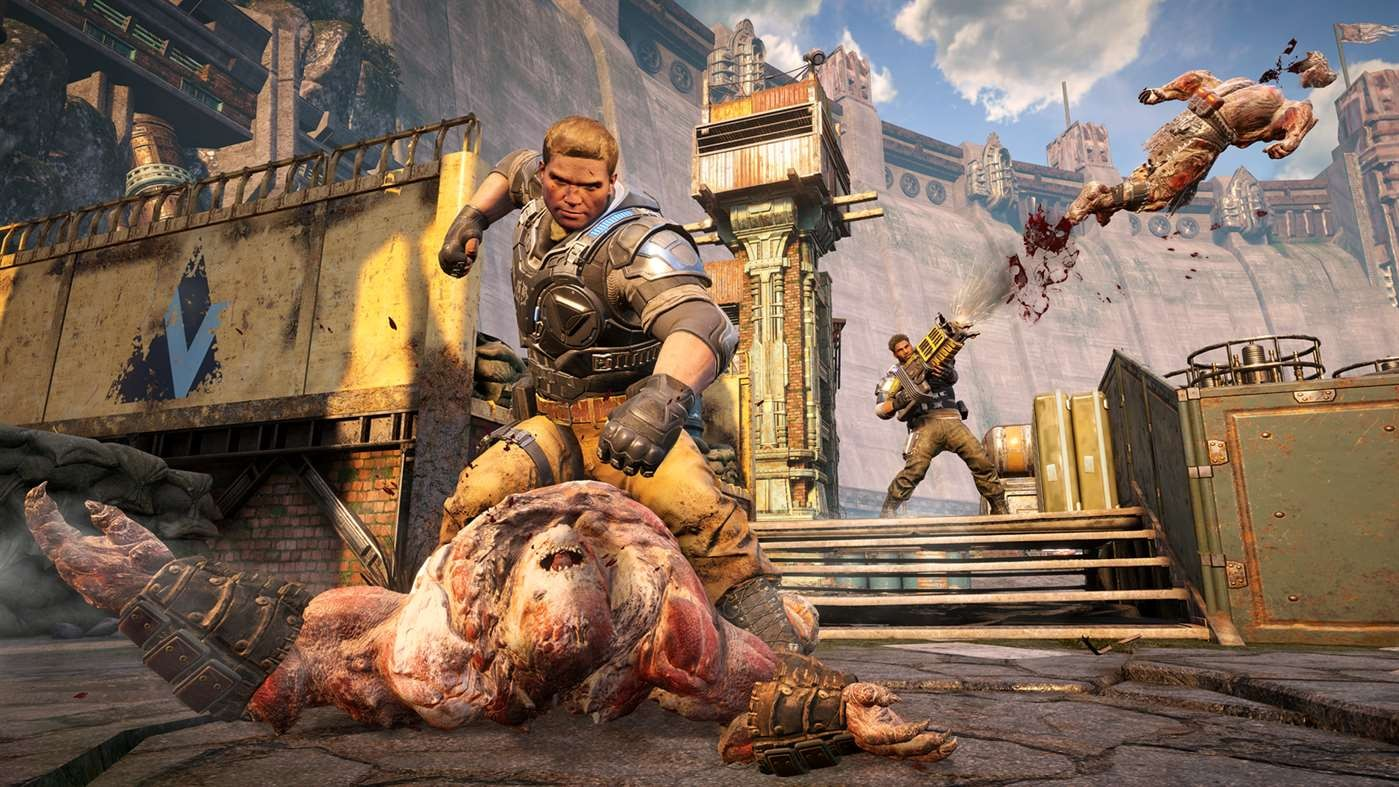 Gears of War 4 (PC / Xbox ONE)