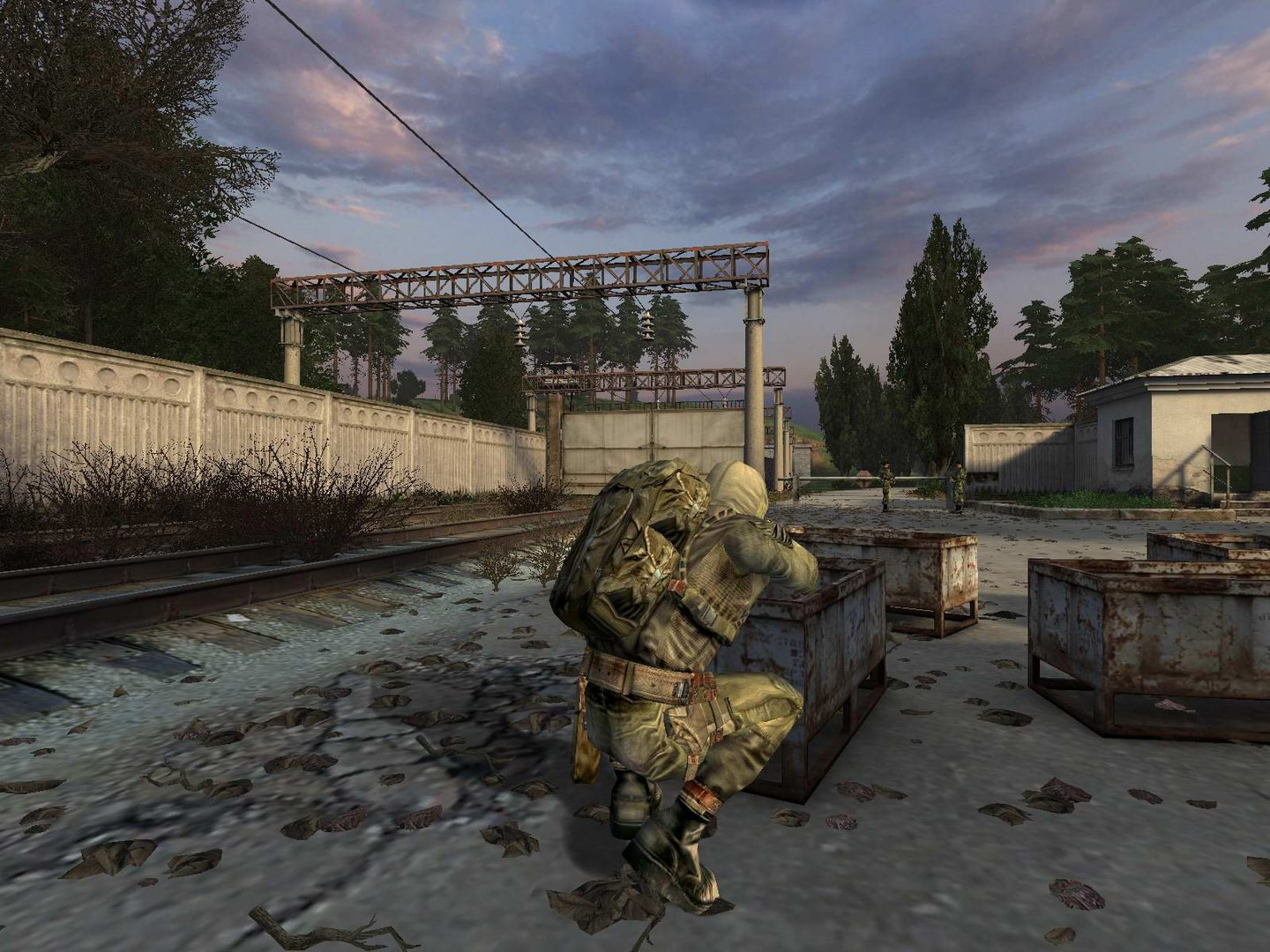 S T A L K E R : Shadow of Chernobyl