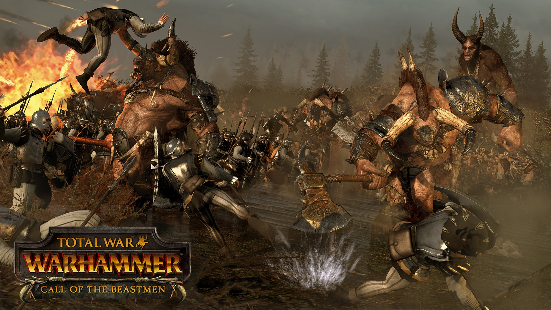 Total War: WARHAMMER - Call Of The Beastmen Download Free