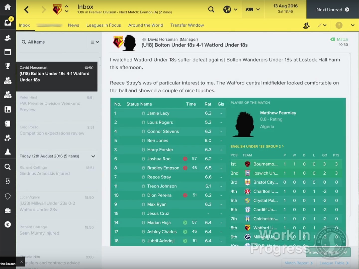 Football Manager 2017 Europe