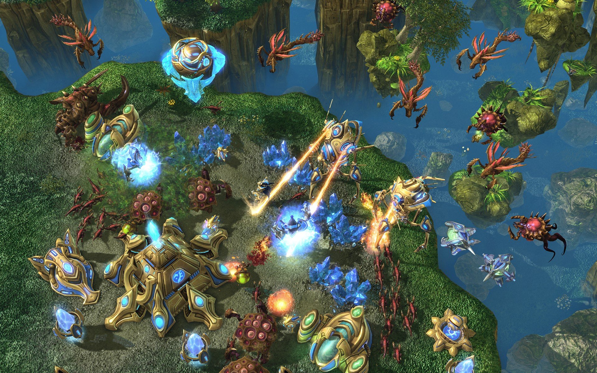StarCraft 2: Heart of the Swarm (Europe)