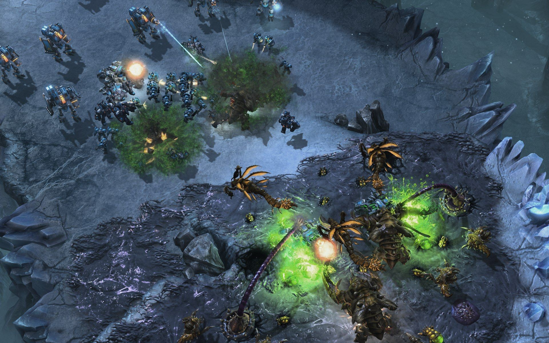 Starcraft 2 Heart Of The Swarm Europe