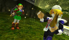 The Legend of Zelda : Ocarina of Time 3DS screenshot 5