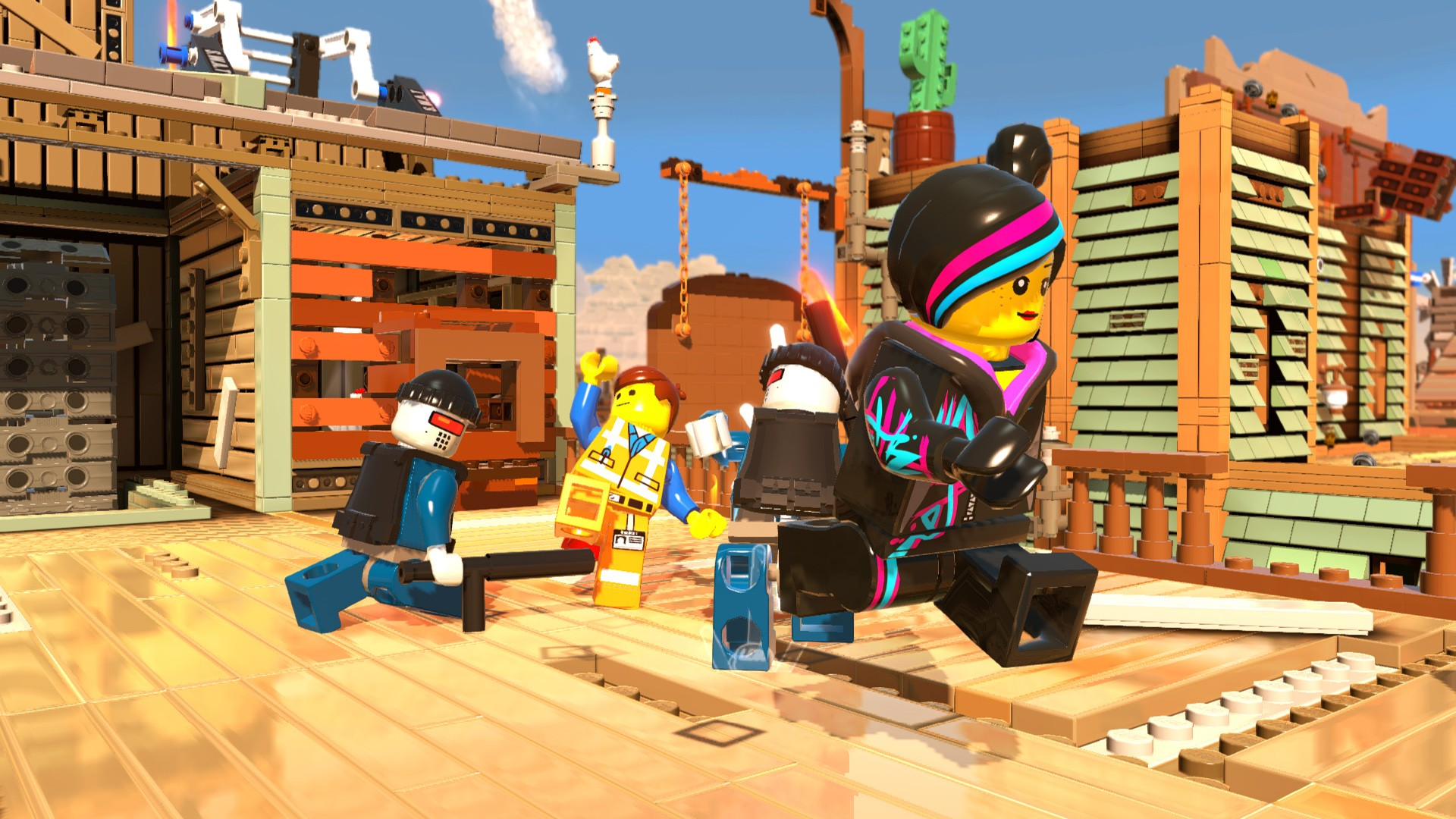 the lego movie videogame mac download