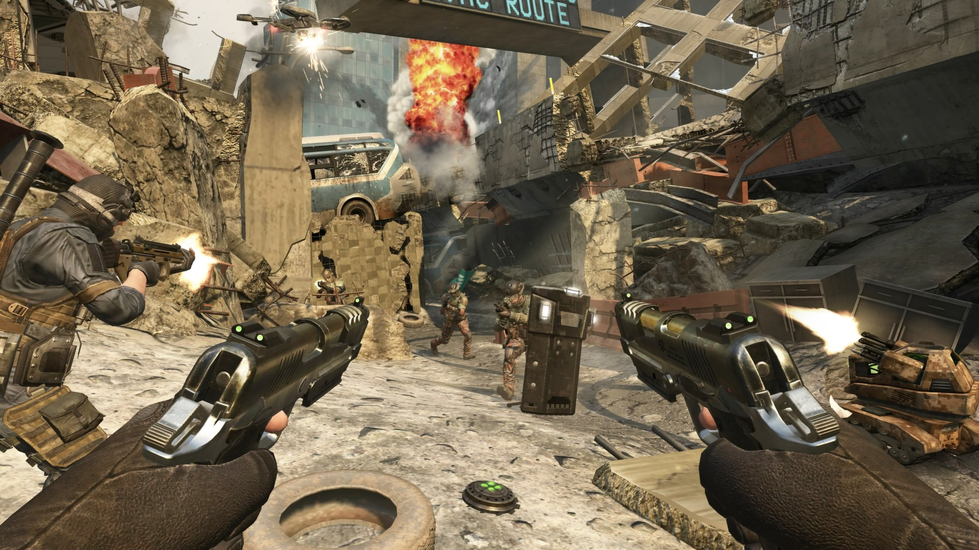 appel de devoir Black Ops 2 Matchmaking