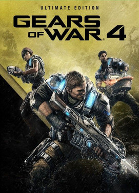 Gears of War 4 Ultimate Edition (PC / Xbox One)