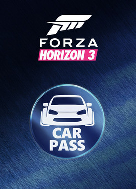 Forza Horizon 3 Car Pass Xbox ONE