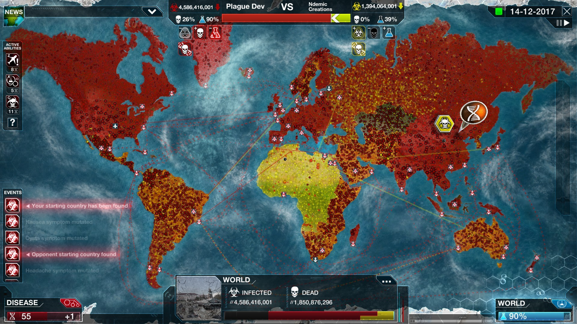 Plague Inc Strategie