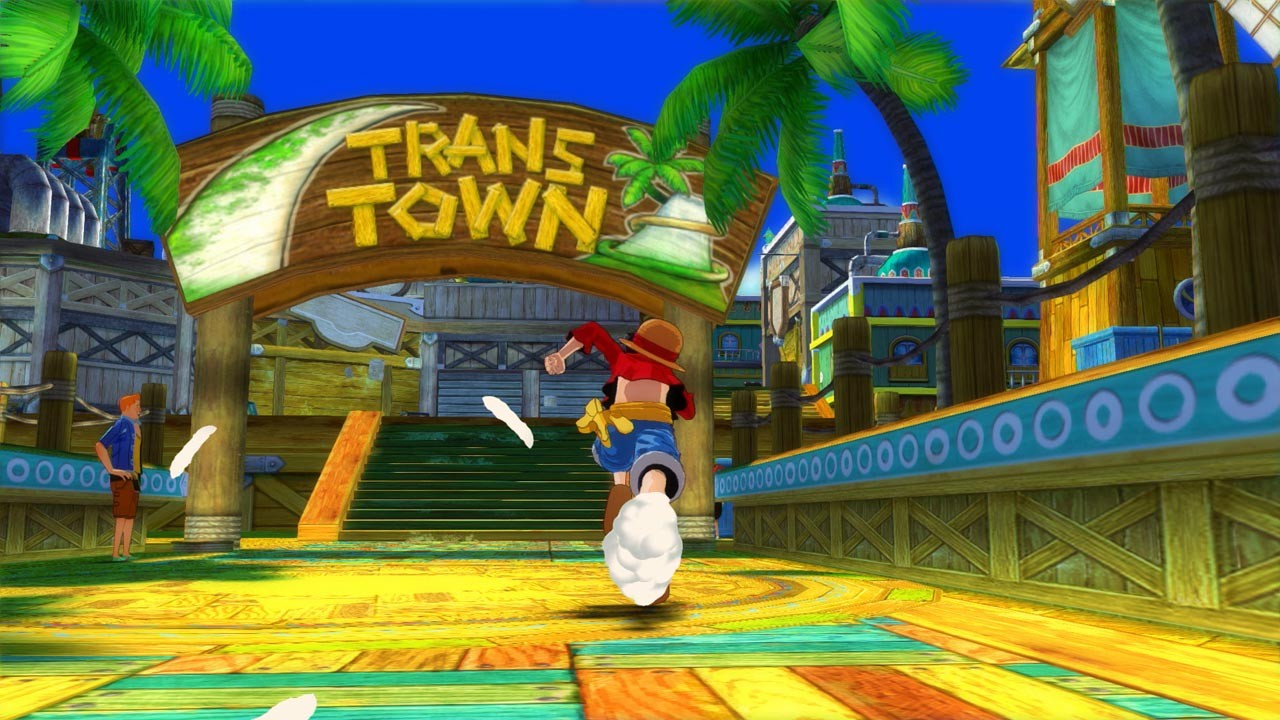 ... One Piece  Unlimited World Red Deluxe Edition screenshot 4 ... 8e1ff8e4d2cd