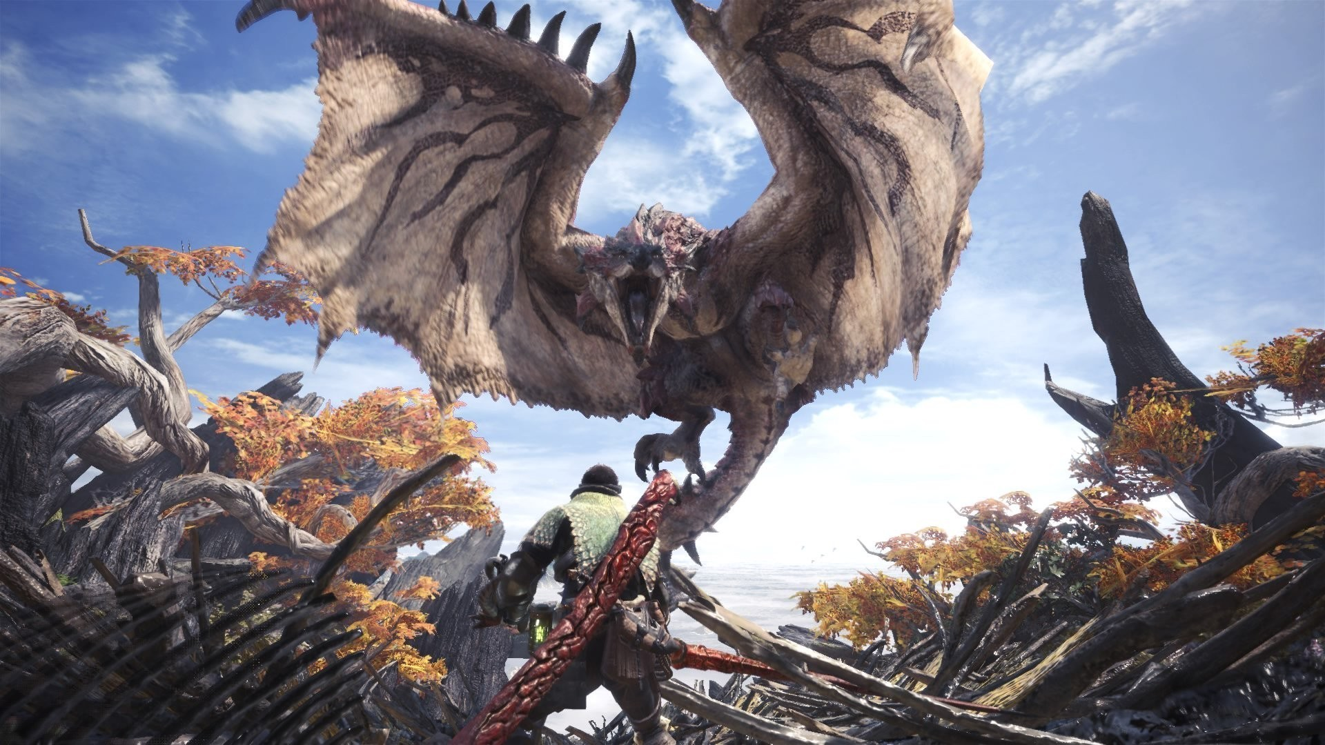 Monster Hunter: World (Europe)