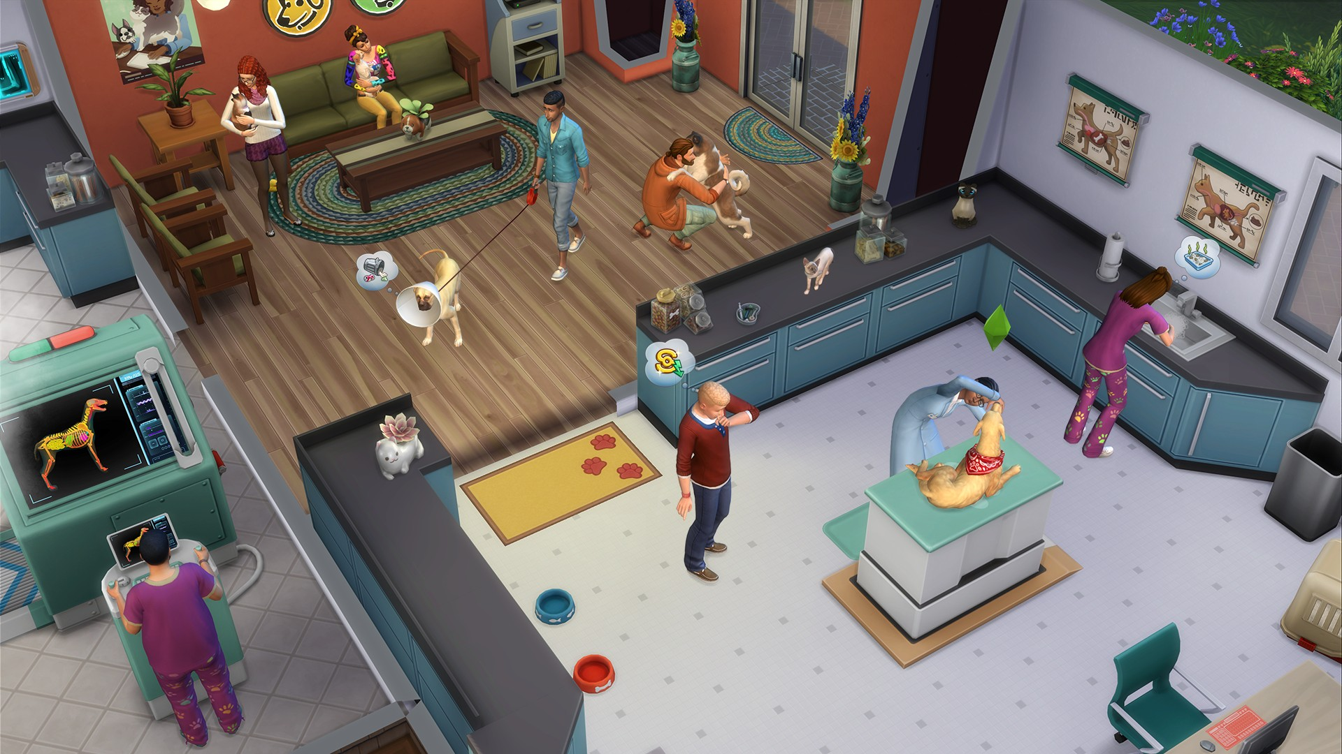 sims 4 cats and dogs free download mega