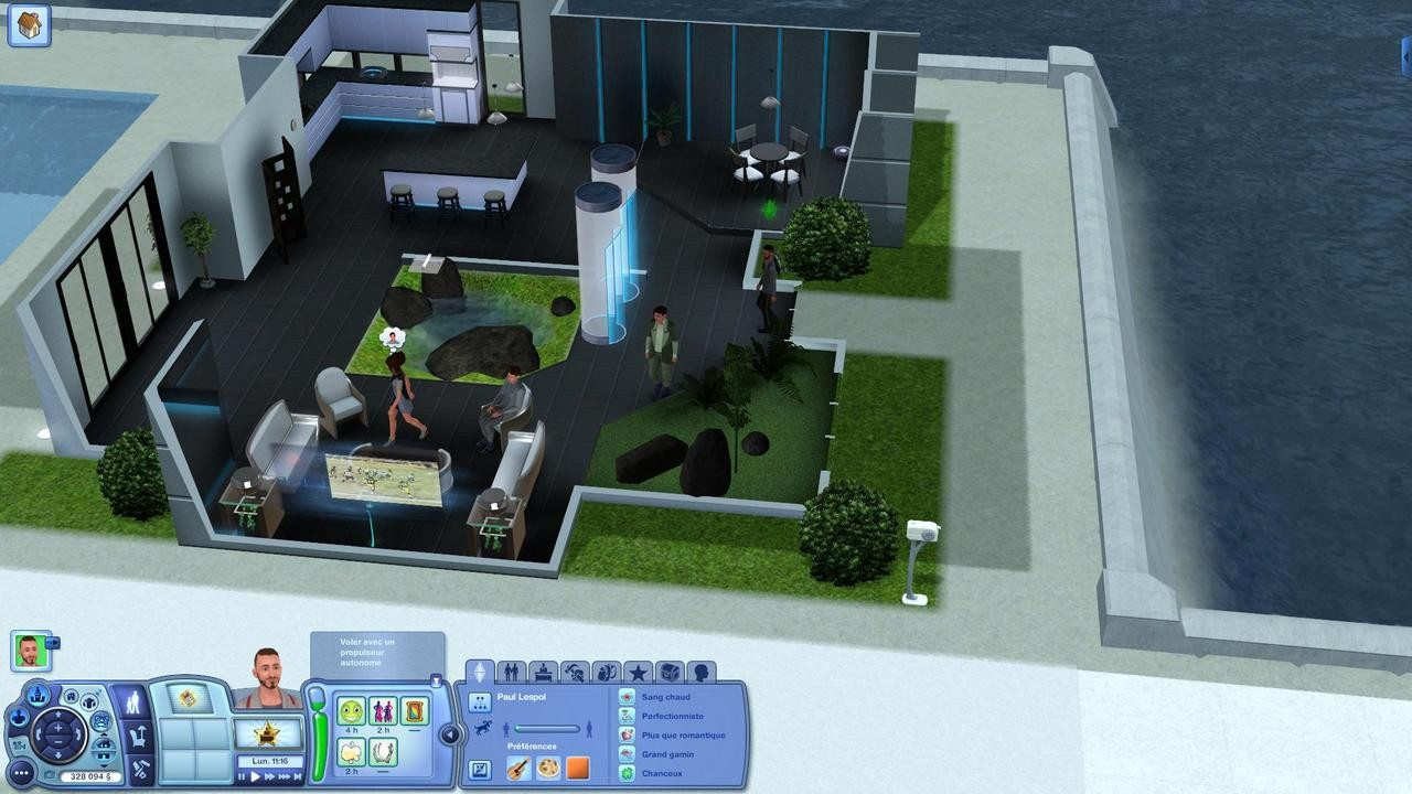 kaufen die sims 3 into the future official website. Black Bedroom Furniture Sets. Home Design Ideas