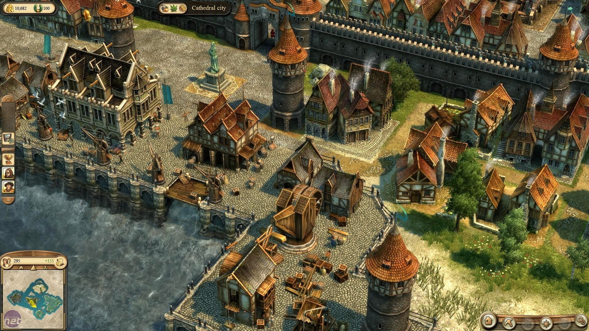 Anno 1404 Gold Edition screenshot 1 ...