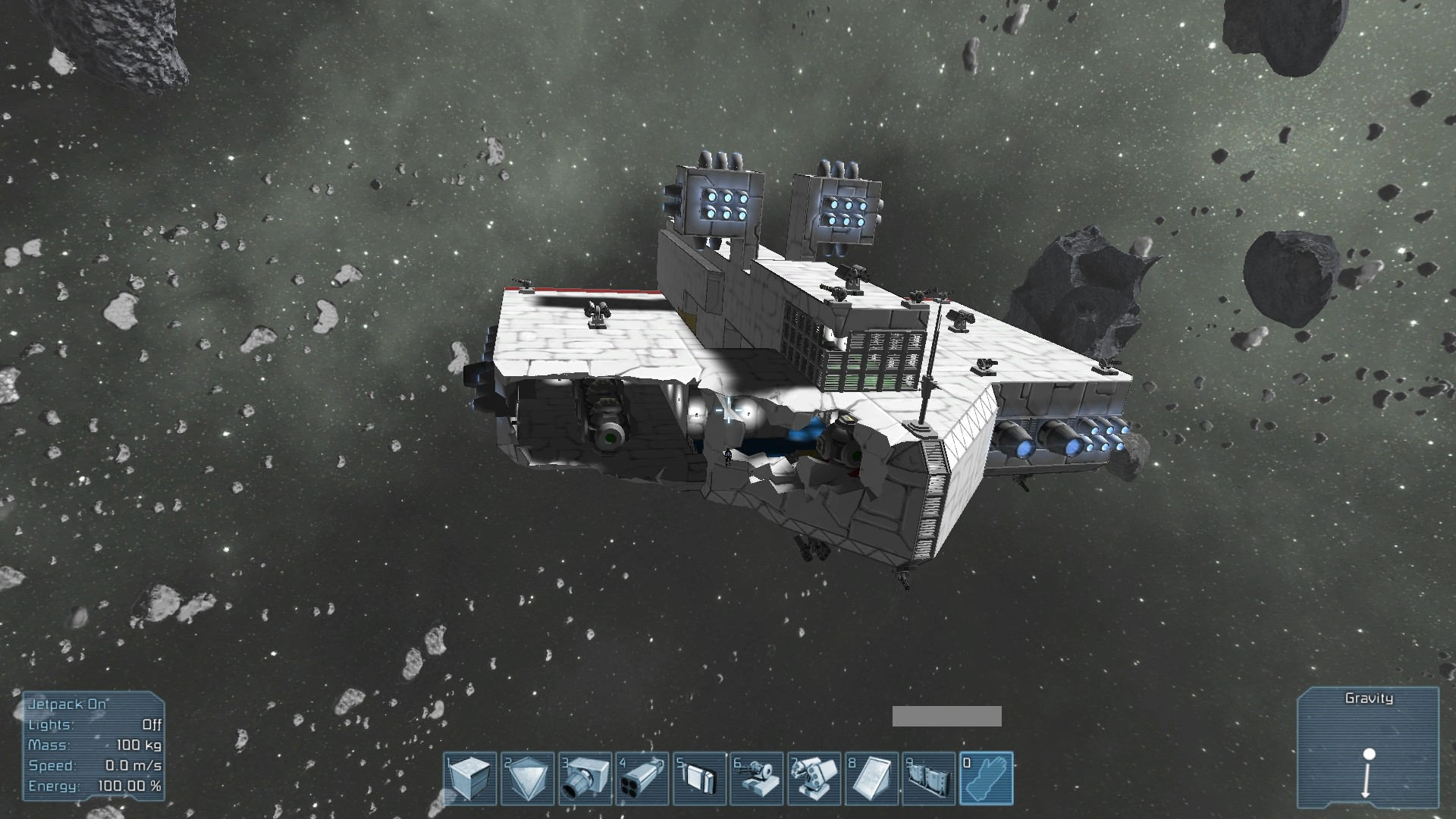 Space Engineers (Europe)