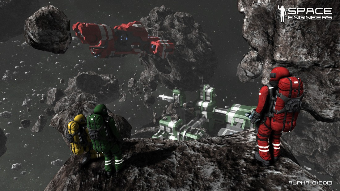 space engineers download blueprints