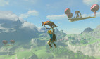 The Legend of Zelda: Breath of the Wild Expansion Pass Switch screenshot 2