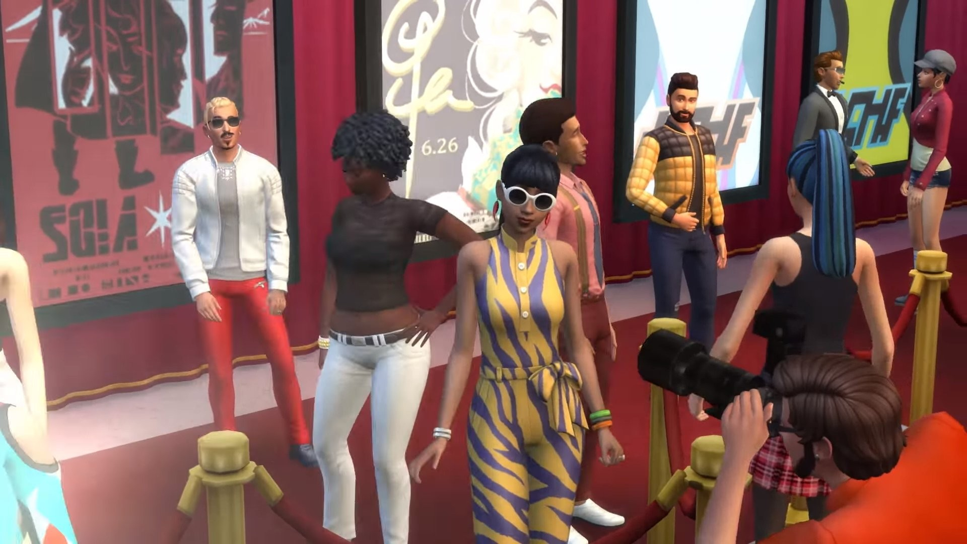 download the sims 4 get famous dlc only