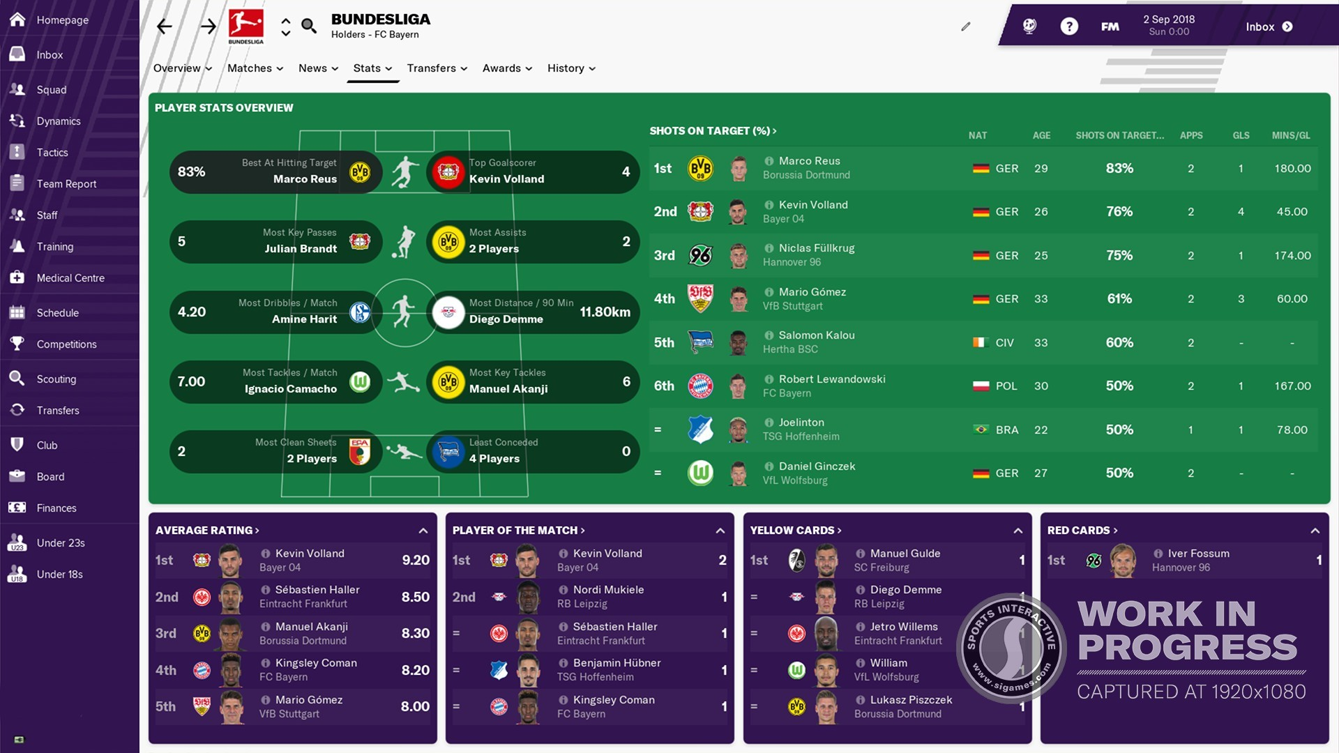 Football Manager 2019 (Europe)