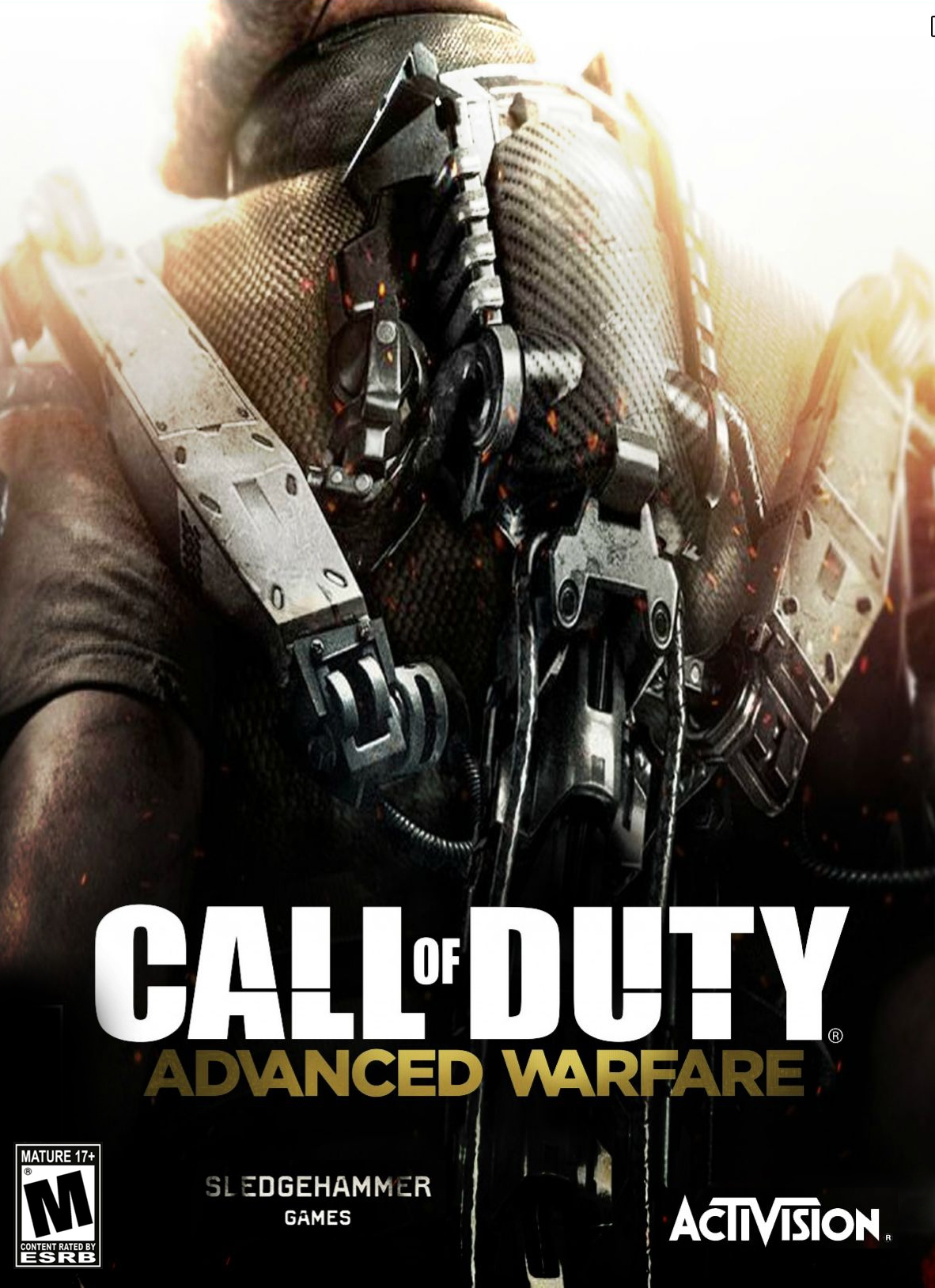 Image result for Call of Duty Advanced Warfare cover pc