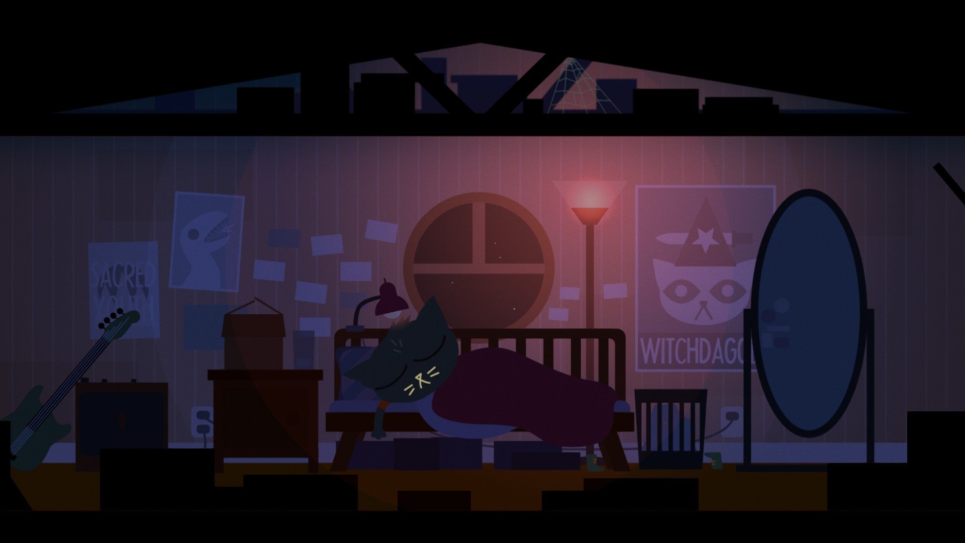Buy Night In The Woods Switch Nintendo
