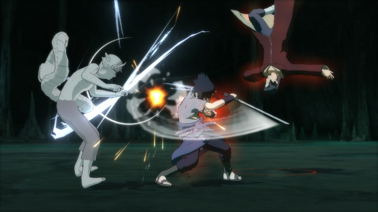 Naruto Shippuden: Ultimate Ninja Storm 3 Full Burst (Europe)