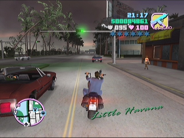 grand theft auto: vice city platforms