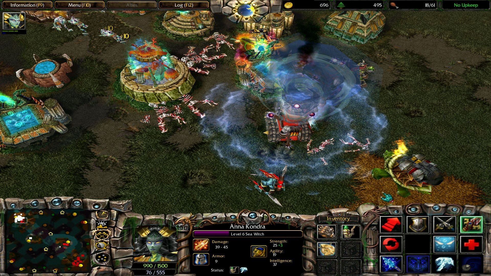 Warcraft III 3 Battle Chest Reign of Chaos & Frozen Throne ...