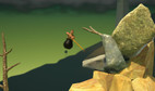 Getting Over It with Bennett Foddy screenshot 2