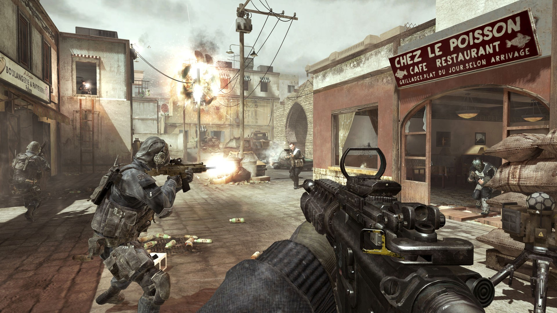 Call of Duty: Modern Warfare 3 (Europe)