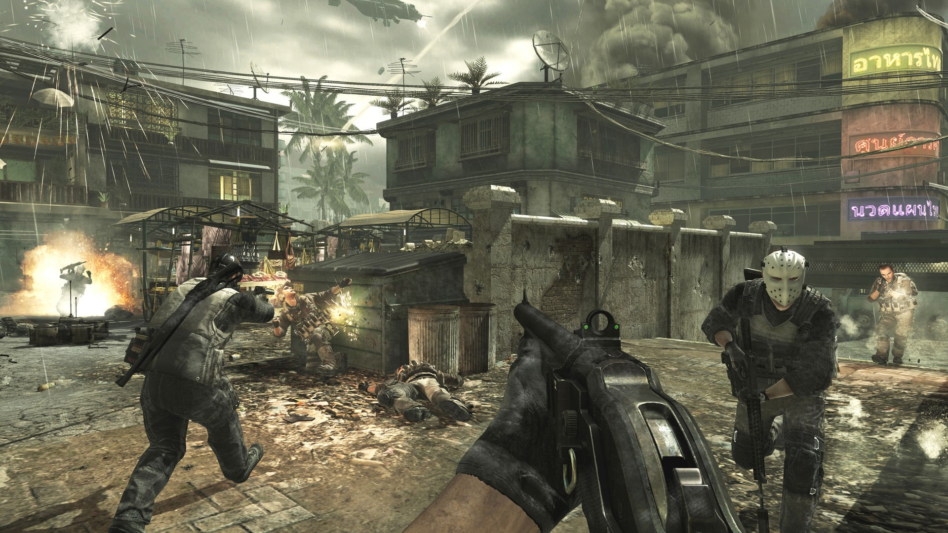 Buy Call Of Duty Modern Warfare 3 Steam