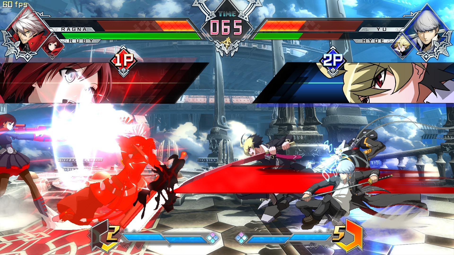 buy blazblue  cross tag battle deluxe edition steam