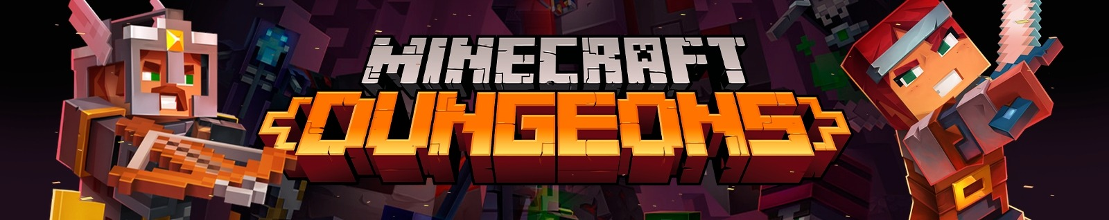Minecraft Dungeons Hero Edition (Only PC)