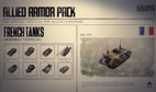 Hearts of Iron IV: Allied Armor Pack screenshot 1