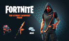 Fortnite - Pack Serpent des rues Xbox ONE 1