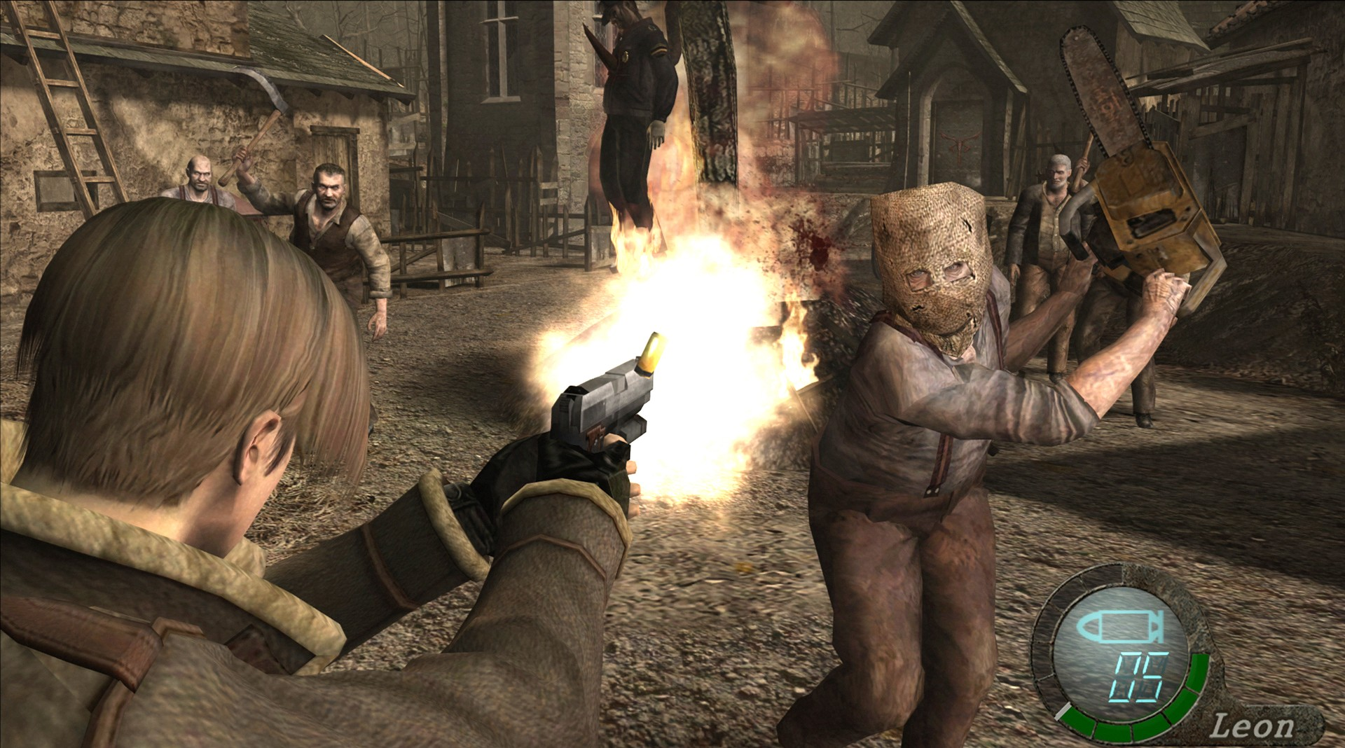 Buy Resident Evil 4 Ultimate Hd Edition Steam