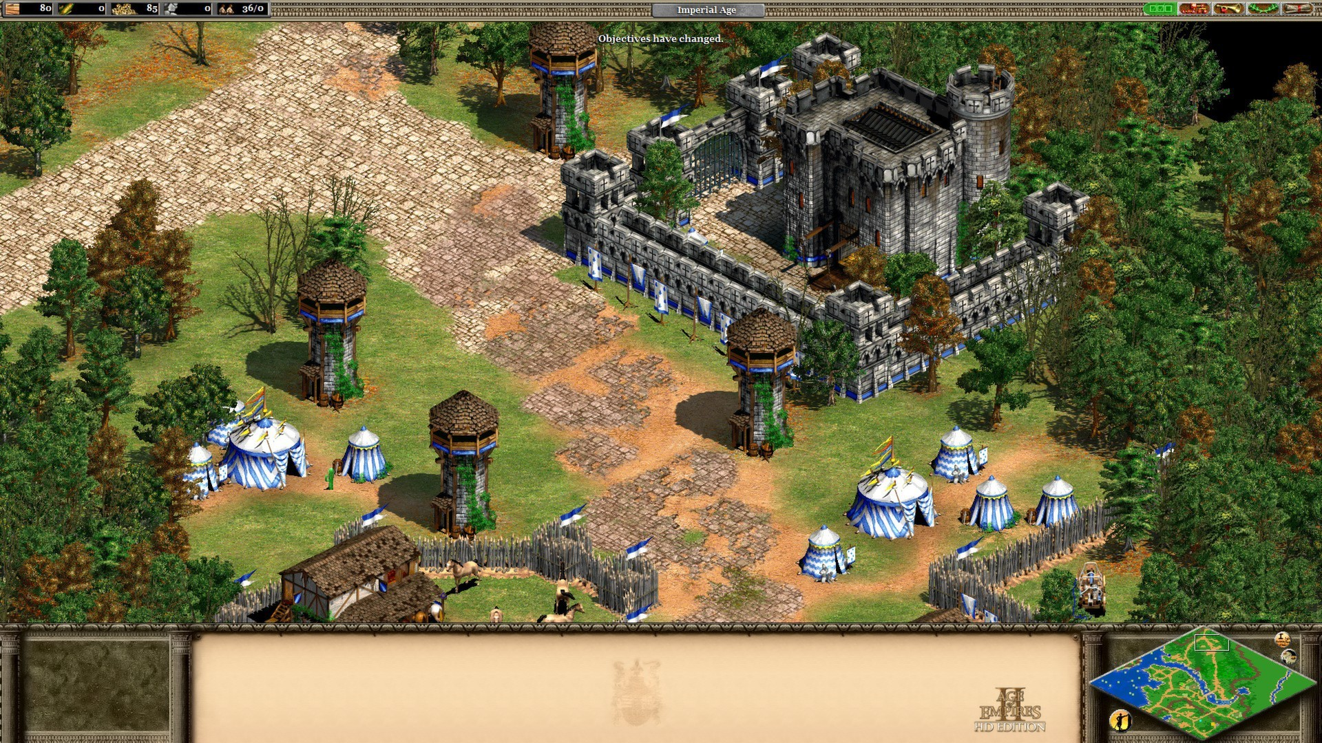 ... Age of Empires II HD: The Age of Kings screenshot 4 ...
