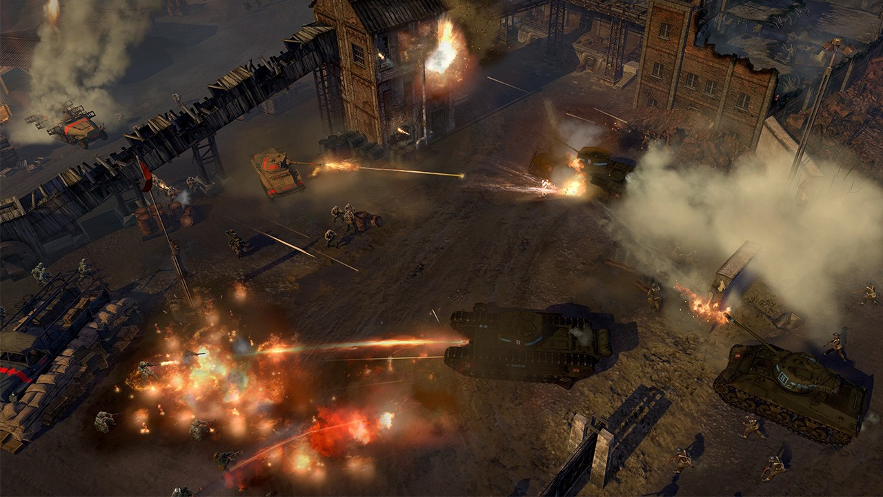 company of heroes 2 review 2020